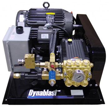 Power Pressure Systems Inc Dynablast Mpub1030e3d Cold