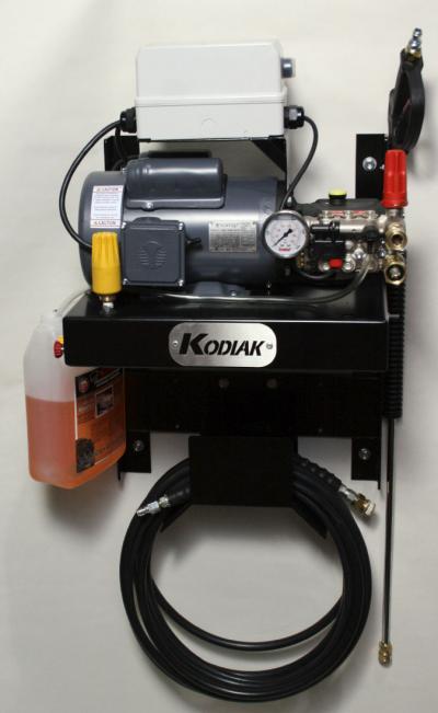 Power Pressure Systems Inc Wall Mounted Kodiak